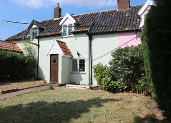 Thumbnail 2 bed cottage for sale in High Street, Darsham, Saxmundham