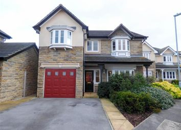 Thumbnail 4 bed detached house for sale in Baildon Way, Skelmanthorpe, Huddersfield