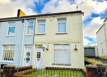 Thumbnail 3 bed end terrace house to rent in Meirion Place, Heolgerrig, Merthyr Tydfil
