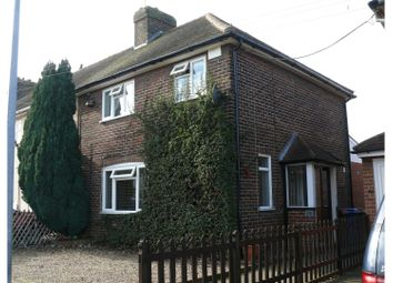 Thumbnail 3 bed end terrace house for sale in Barrow Grove, Sittingbourne