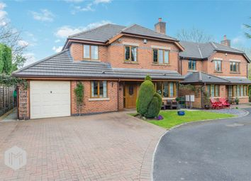 Thumbnail 4 bed detached house for sale in Ivy House Close, Bamber Bridge, Preston
