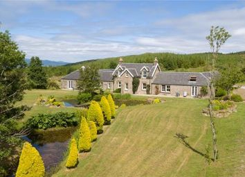 Thumbnail 5 bedroom detached house for sale in Achnafad Farm, Tayinloan, By Tarbert, Argyll And Bute