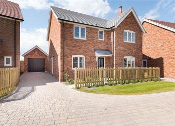Thumbnail 4 bed detached house for sale in The Ridgeway, Chinnor, Oxon