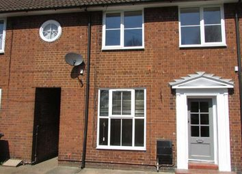 Thumbnail 3 bedroom terraced house to rent in Wedgwood Lane, Barlaston, Stoke-On-Trent