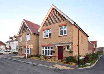Thumbnail 3 bed detached house for sale in Conveyor Drive, Halling, Rochester, Kent