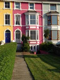Thumbnail 2 bed flat to rent in Promenade, Llanfairfechan