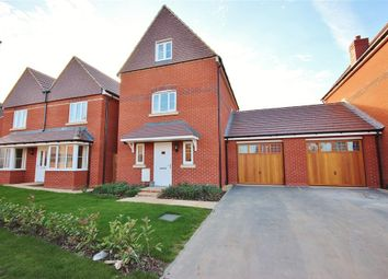 Thumbnail 3 bed link-detached house to rent in Whittington Crescent, Wantage