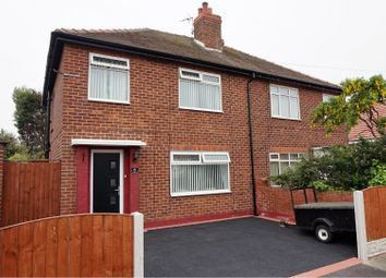 Thumbnail 3 bedroom semi-detached house for sale in Tyrone Avenue, Blackpool