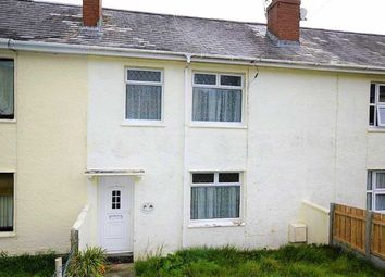 Thumbnail 3 bed terraced house for sale in 35, Maes Heli, Penparcau, Aberystwyth