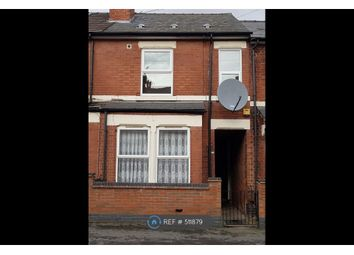 Thumbnail 3 bedroom terraced house to rent in Violet Street, Derby