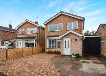 Thumbnail 3 bed detached house for sale in Derwent Road, Barrow Upon Soar, Loughborough