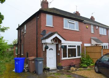 Thumbnail 2 bed semi-detached house for sale in Newcastle Road, Trent Vale, Stoke On Trent