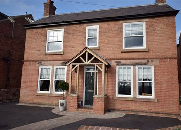 Thumbnail 4 bed detached house for sale in Openwood Road, Belper, Derbyshire