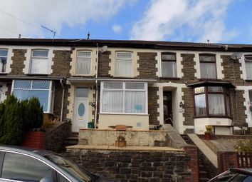 Thumbnail 4 bed terraced house for sale in Clifton Street, Treorchy, Rhondda Cynon Taff.