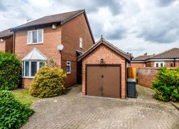 Thumbnail 3 bed link-detached house for sale in Marston, Beds