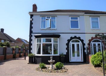 Thumbnail 4 bed semi-detached house for sale in St. Anns Avenue, Grimsby
