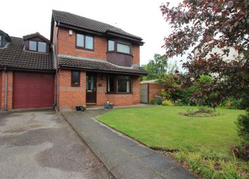 Thumbnail 5 bedroom link-detached house for sale in Browns Lane, Allesley, Coventry