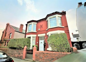 Thumbnail 3 bed detached house for sale in Elmswood Road, Wallasey