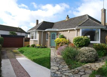 Thumbnail 3 bed detached bungalow for sale in Lidden Road, Penzance