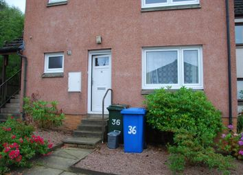 Thumbnail 1 bed flat to rent in Woodlands Court, Inverness
