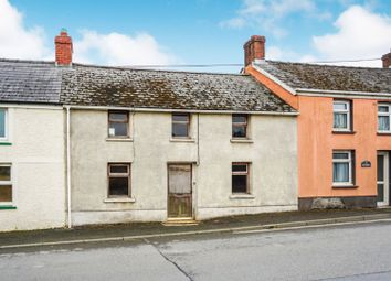 Thumbnail 3 bed terraced house for sale in Hermon, Glogue