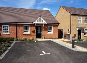 Thumbnail 2 bed bungalow for sale in Forest House Lane, Leicester Forest East