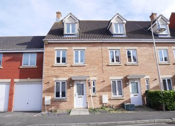 Thumbnail 3 bed town house to rent in Reed Way, St. Georges, Weston-Super-Mare