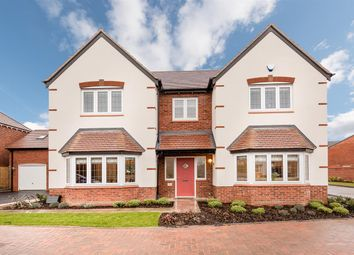Thumbnail 5 bed detached house to rent in Beech Lane, Dickens Manor, Solihull