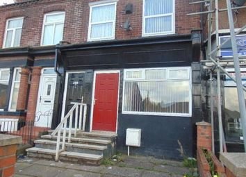 Thumbnail 1 bed terraced house for sale in Rishton Lane, Bolton