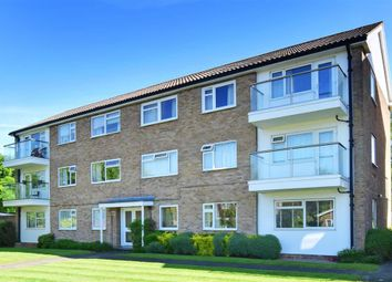 Thumbnail 2 bed flat for sale in Floral Court, Ashtead, Surrey
