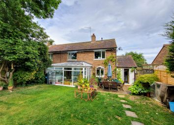 Thumbnail 3 bed semi-detached house for sale in Greenways, Buntingford, Herts