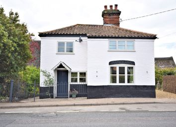 Thumbnail 2 bed cottage for sale in Norwich Road, Brooke, Norwich