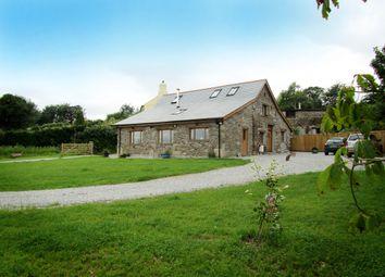 Thumbnail 4 bed barn conversion for sale in Lake Lane, Dousland, Yelverton