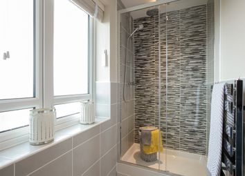 """Thumbnail 3 bed semi-detached house for sale in """"The Clayton"""" at Appleford Road, Sutton Courtenay, Abingdon"""