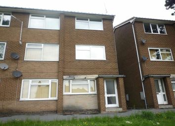 Thumbnail 2 bedroom flat for sale in Ashley Court, Burton-On-Trent