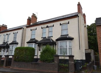 Thumbnail 4 bedroom semi-detached house for sale in Edgbaston Road, Balsall Heath, Birmingham