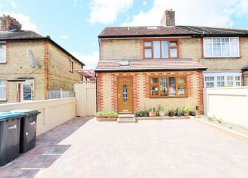Thumbnail 5 bed end terrace house for sale in Brookfield Road, Edmonton