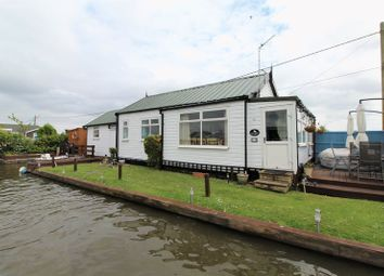 Thumbnail 3 bed detached bungalow for sale in Riverside, Repps With Bastwick, Great Yarmouth