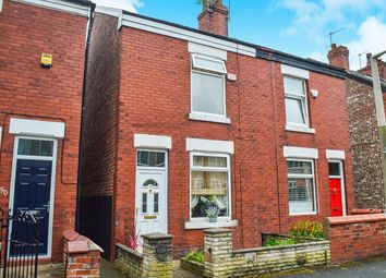 Thumbnail 2 bedroom semi-detached house to rent in Lake Street, Great Moor, Stockport