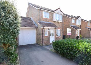 Thumbnail 3 bed link-detached house for sale in Auckland Close, Crawley, West Sussex