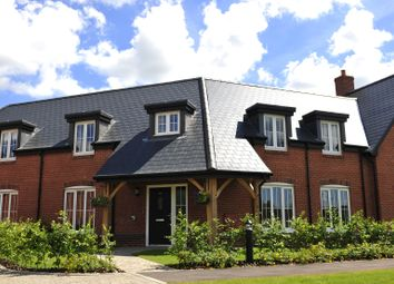 Thumbnail 3 bed cottage for sale in (Plot 44) 30 Polo Drive, Cawston, Rugby, Warwickshire