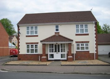 Thumbnail 4 bed detached house to rent in Sunningdale, Norwich