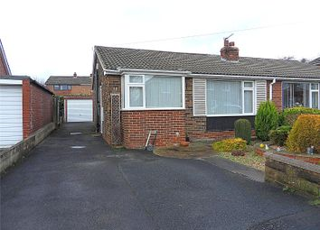 Thumbnail 2 bed semi-detached bungalow for sale in Water Royd Avenue, Mirfield, West Yorkshire
