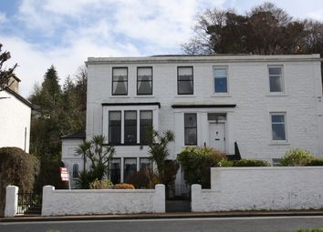 Thumbnail 4 bedroom maisonette for sale in 3 Mountstuart Road, Rothesay, Isle Of Bute