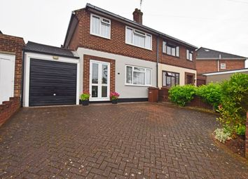 Thumbnail 3 bed semi-detached house for sale in Taverners Road, Gillingham
