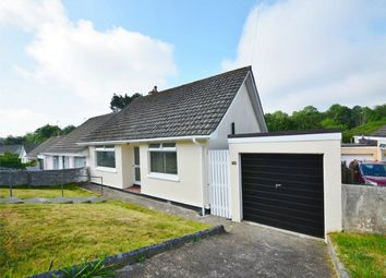 Thumbnail 3 bed semi-detached bungalow for sale in Venton Road, Falmouth