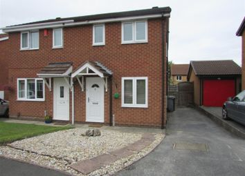 Thumbnail 2 bed semi-detached house to rent in Cryersoak Close, Monkspath
