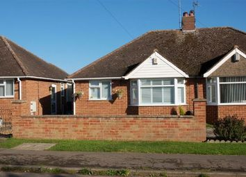 Thumbnail 2 bedroom semi-detached bungalow for sale in Harvey Lane, Moulton, Northampton