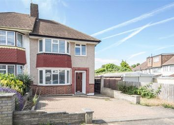 Thumbnail 3 bed semi-detached house for sale in Leadale Avenue, London