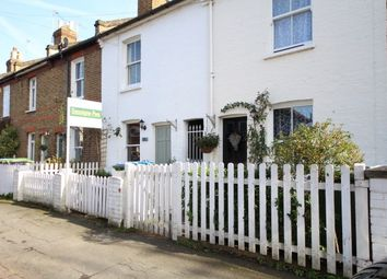 Thumbnail 2 bed cottage to rent in Queens Road, Thames Ditton